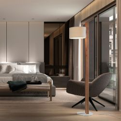 LAMPADAIRE COMPACT
