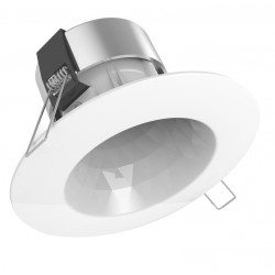 Downlight LED facetté 8W 40000h 4000K